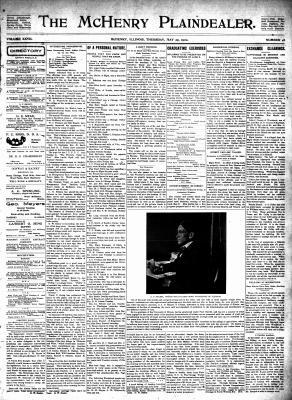 McHenry Plaindealer (McHenry, IL), 29 May 1902