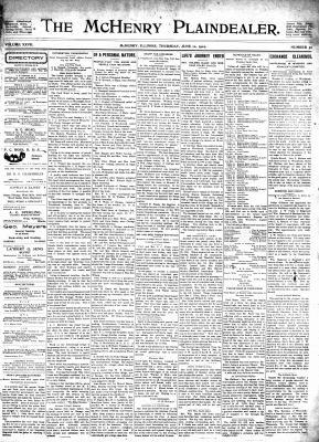 McHenry Plaindealer (McHenry, IL), 12 Jun 1902