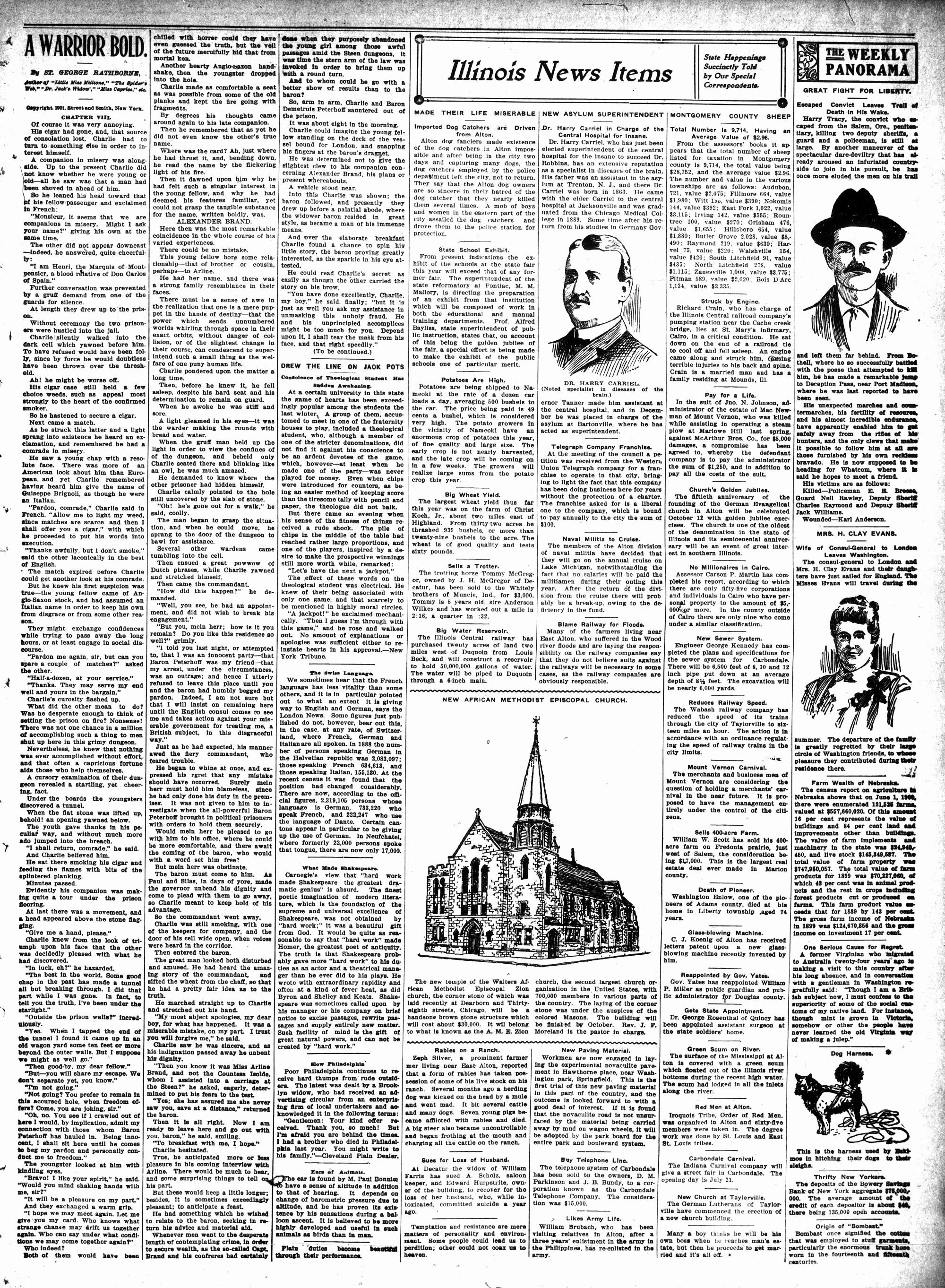 McHenry Plaindealer (McHenry, IL), 17 Jul 1902