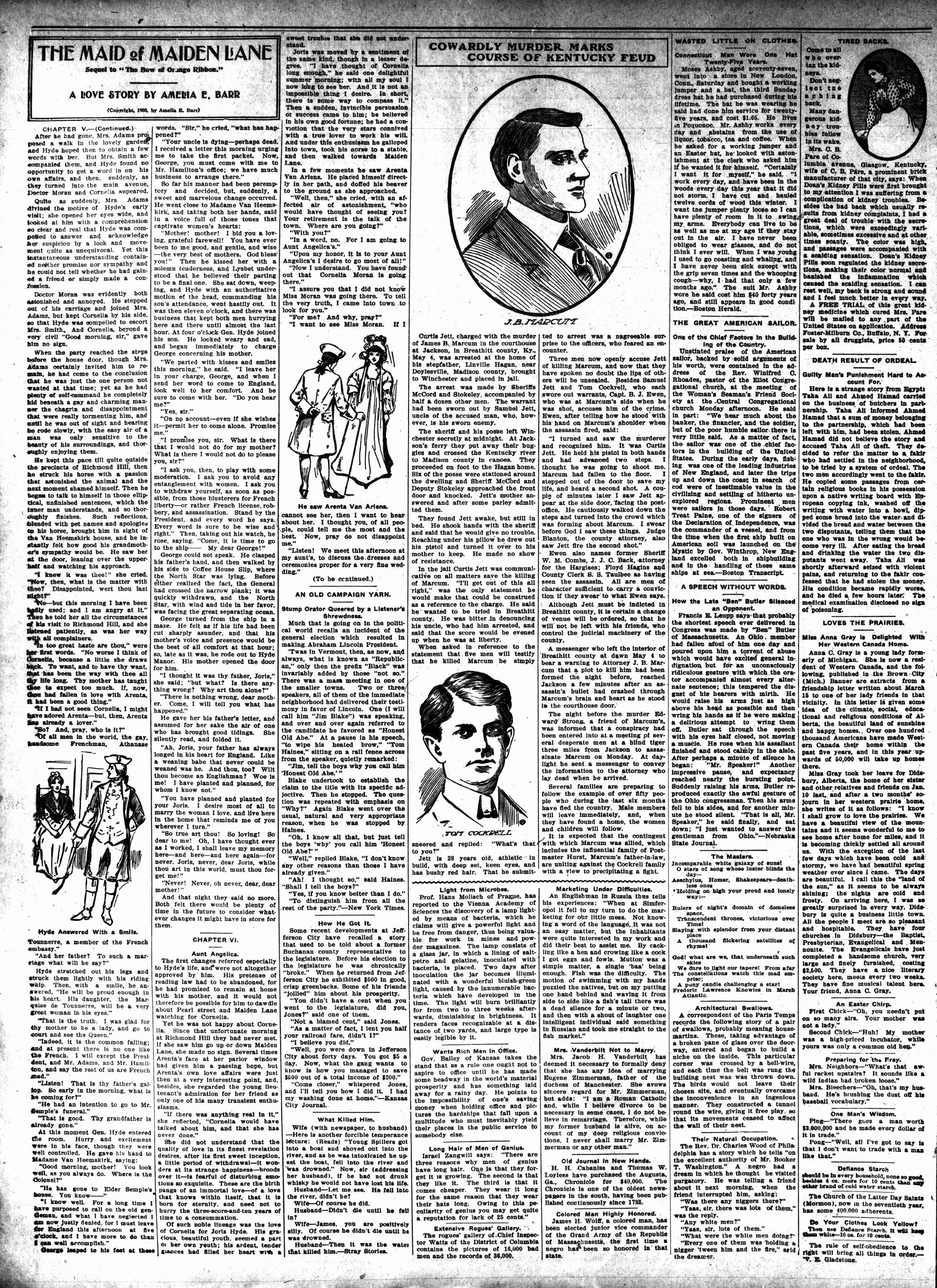 McHenry Plaindealer (McHenry, IL), 14 May 1903
