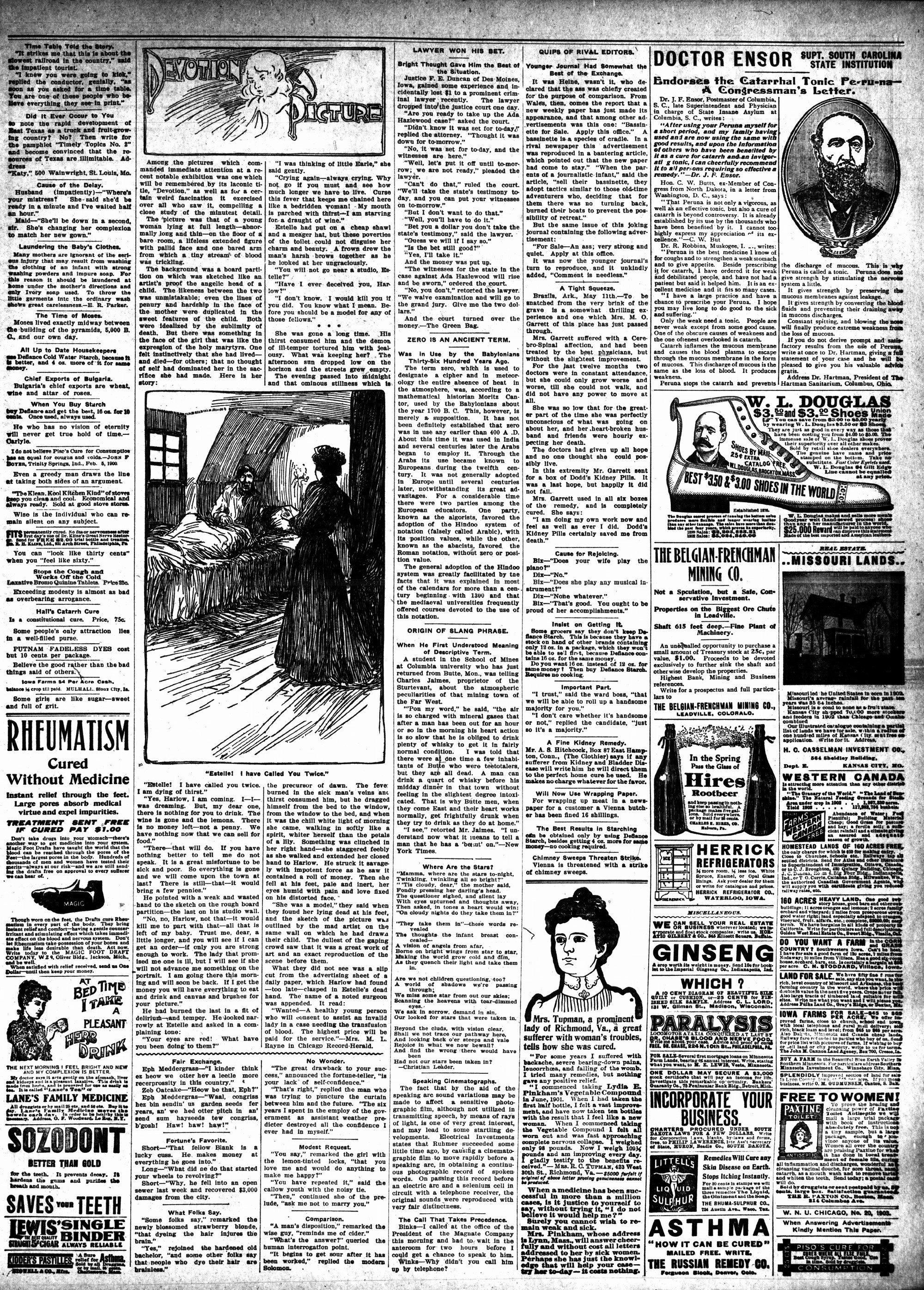 McHenry Plaindealer (McHenry, IL), 14 May 1903