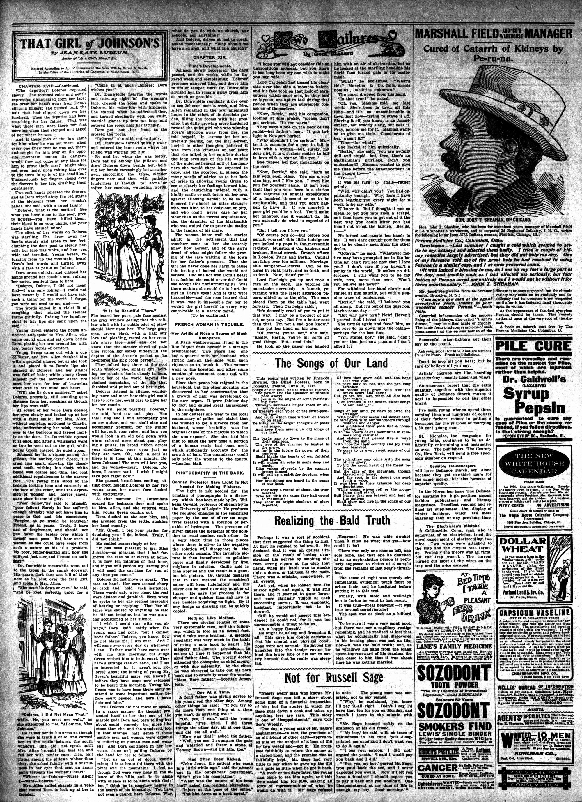 McHenry Plaindealer (McHenry, IL), 12 Nov 1903