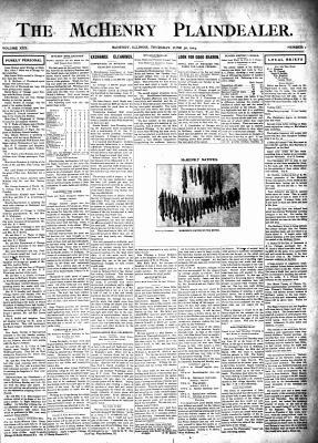 McHenry Plaindealer (McHenry, IL), 30 Jun 1904