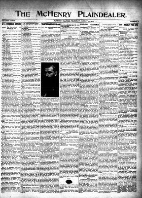 McHenry Plaindealer (McHenry, IL), 15 Aug 1907