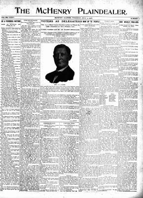 McHenry Plaindealer (McHenry, IL), 2 Jul 1908