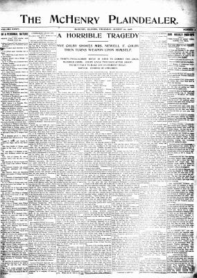 McHenry Plaindealer (McHenry, IL), 20 Aug 1908