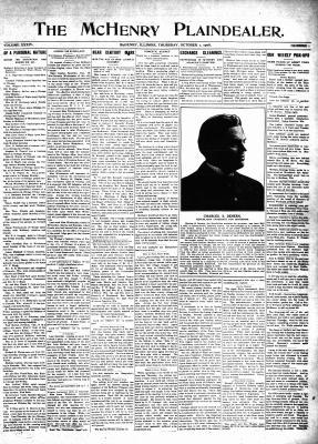 McHenry Plaindealer (McHenry, IL), 1 Oct 1908