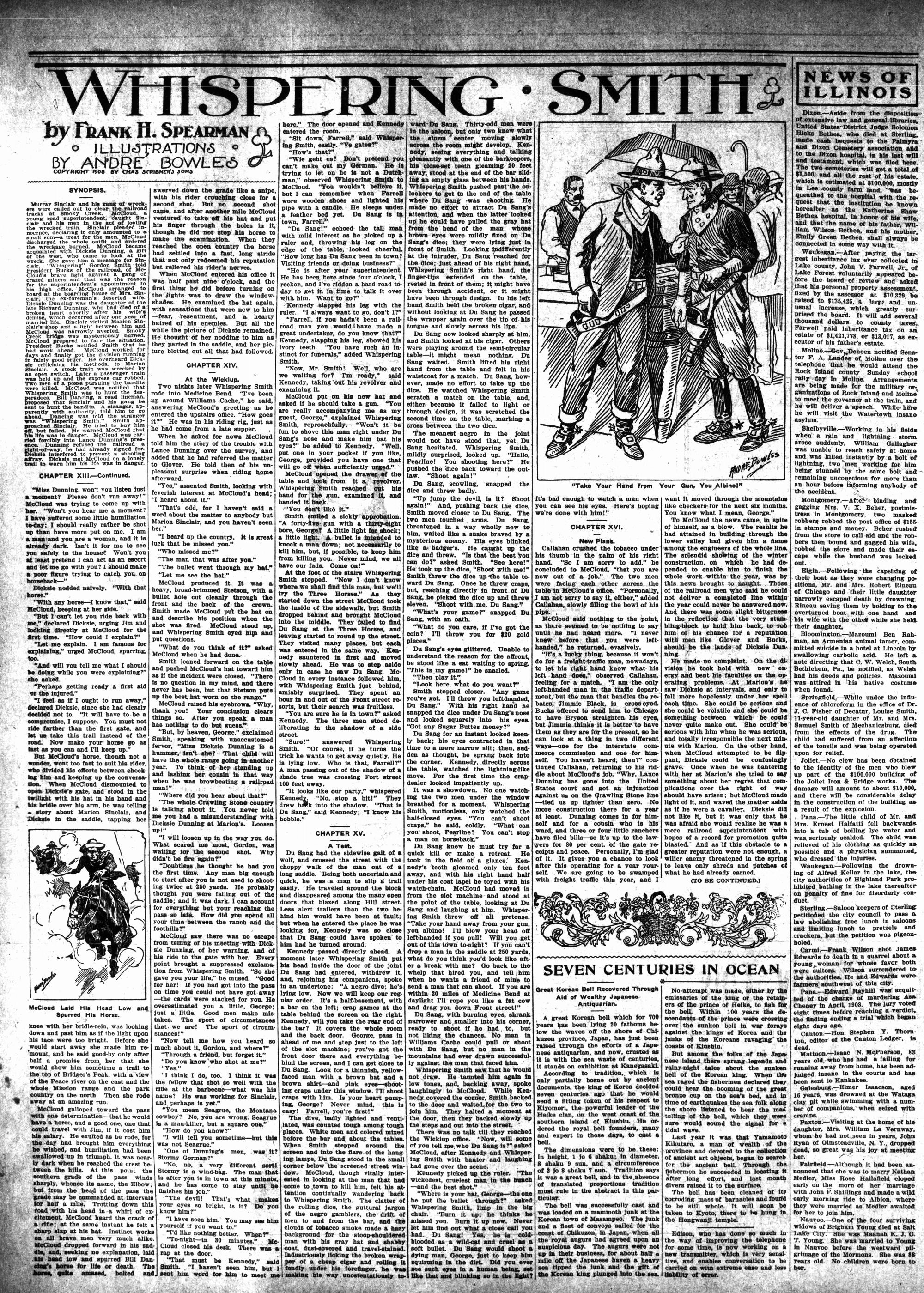 McHenry Plaindealer (McHenry, IL), 12 Aug 1909