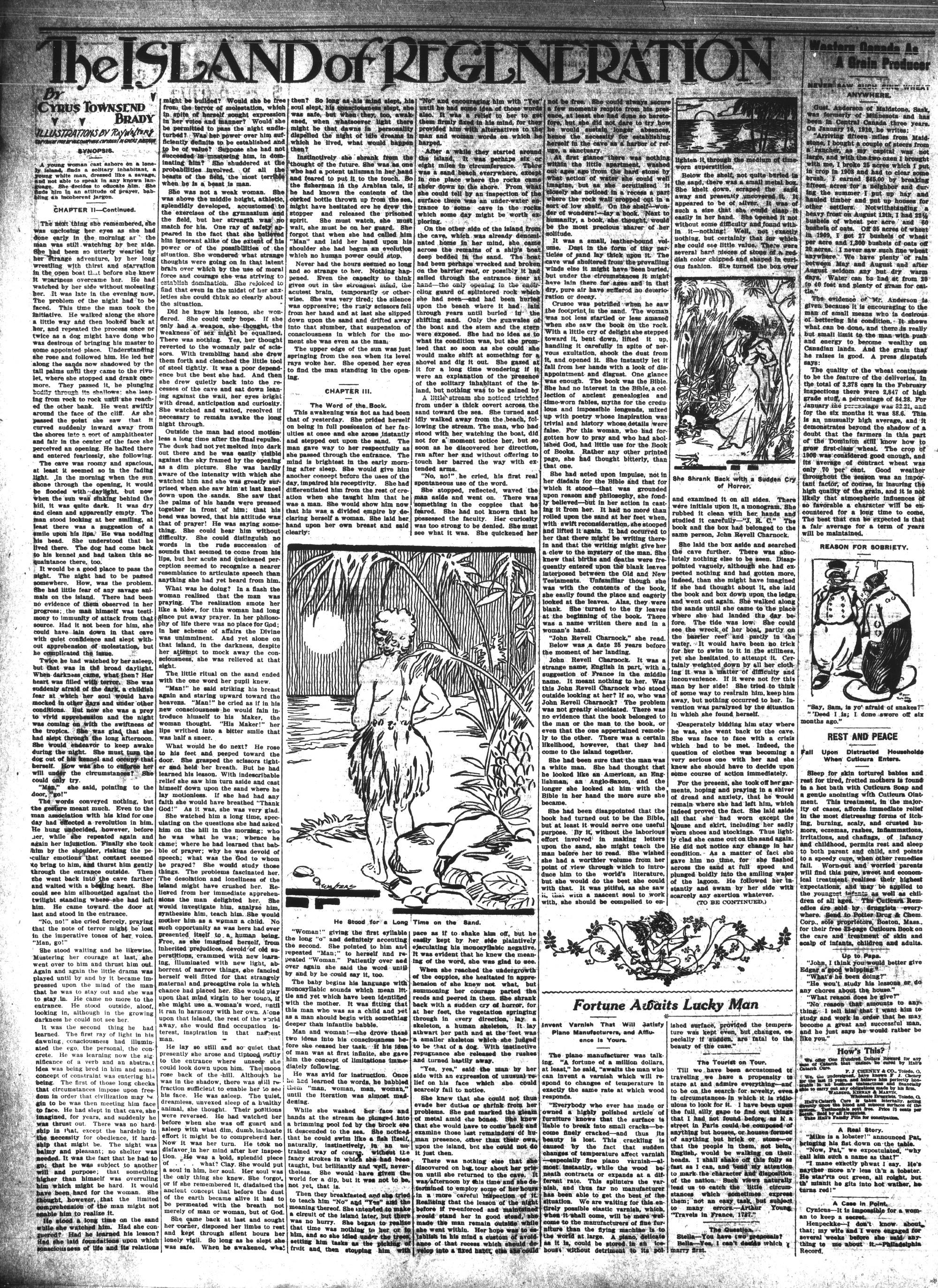 McHenry Plaindealer (McHenry, IL), 28 Apr 1910