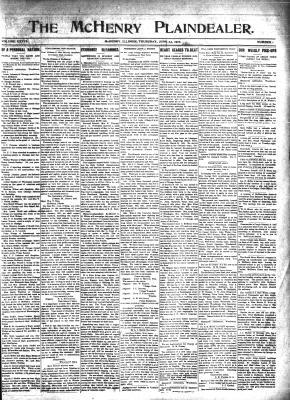McHenry Plaindealer (McHenry, IL), 23 Jun 1910
