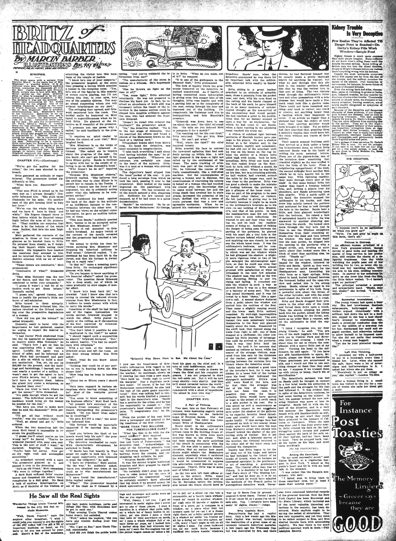 McHenry Plaindealer (McHenry, IL), 14 Dec 1911