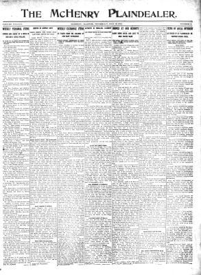McHenry Plaindealer (McHenry, IL), 18 Jul 1912