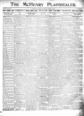 McHenry Plaindealer (McHenry, IL), 15 Aug 1912