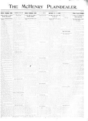 McHenry Plaindealer (McHenry, IL), 26 Dec 1912