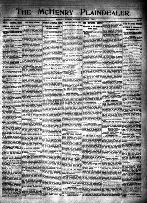 McHenry Plaindealer (McHenry, IL), 13 Mar 1913