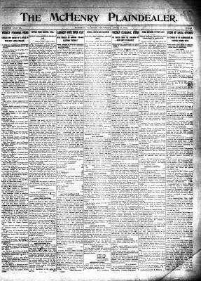 McHenry Plaindealer (McHenry, IL), 17 Apr 1913