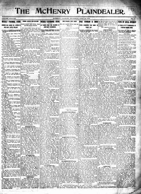 McHenry Plaindealer (McHenry, IL), 24 Apr 1913