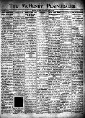 McHenry Plaindealer (McHenry, IL), 19 Jun 1913