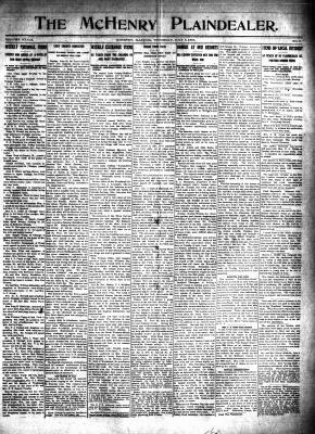 McHenry Plaindealer (McHenry, IL), 3 Jul 1913