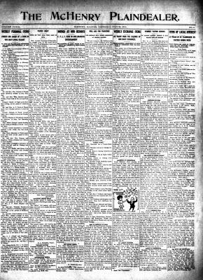 McHenry Plaindealer (McHenry, IL), 24 Jul 1913