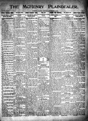 McHenry Plaindealer (McHenry, IL), 11 Dec 1913