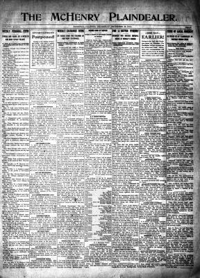 McHenry Plaindealer (McHenry, IL), 18 Dec 1913
