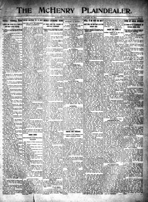 McHenry Plaindealer (McHenry, IL), 29 Jan 1914