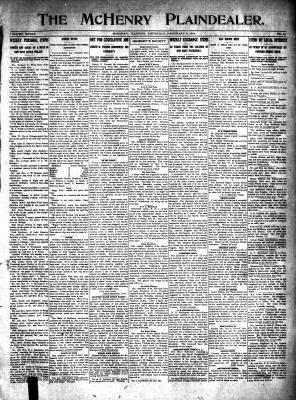 McHenry Plaindealer (McHenry, IL), 5 Feb 1914