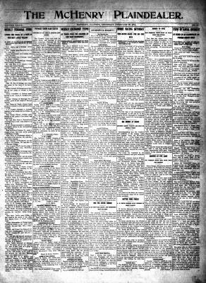 McHenry Plaindealer (McHenry, IL), 26 Feb 1914
