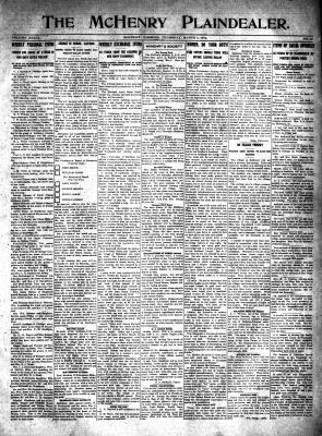McHenry Plaindealer (McHenry, IL), 5 Mar 1914