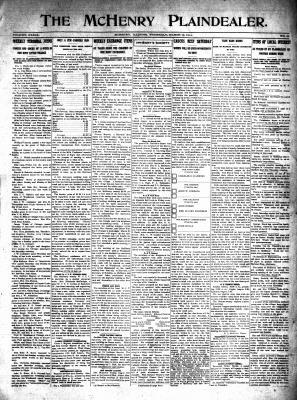 McHenry Plaindealer (McHenry, IL), 19 Mar 1914