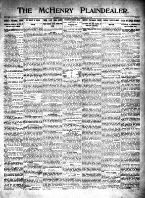 McHenry Plaindealer (McHenry, IL), 26 Mar 1914