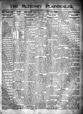 McHenry Plaindealer (McHenry, IL), 16 Apr 1914
