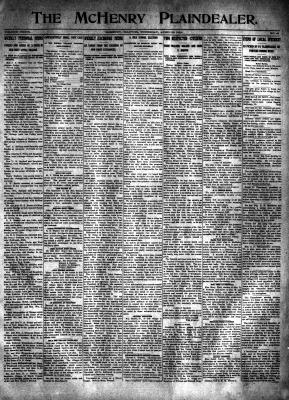 McHenry Plaindealer (McHenry, IL), 23 Apr 1914