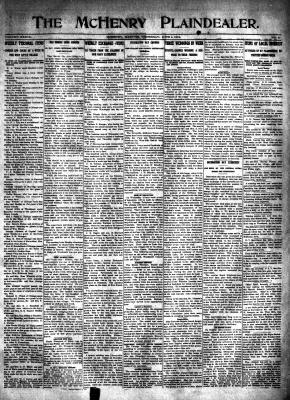 McHenry Plaindealer (McHenry, IL), 4 Jun 1914