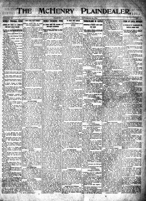 McHenry Plaindealer (McHenry, IL), 24 Sep 1914