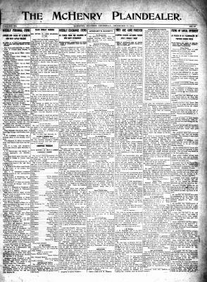 McHenry Plaindealer (McHenry, IL), 17 Dec 1914