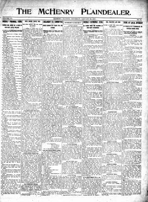 McHenry Plaindealer (McHenry, IL), 28 Jan 1915