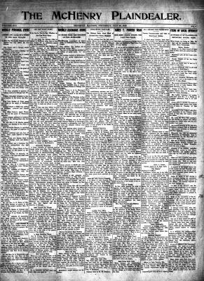 McHenry Plaindealer (McHenry, IL), 29 Jul 1915