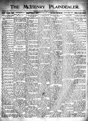McHenry Plaindealer (McHenry, IL), 12 Aug 1915