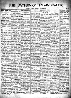 McHenry Plaindealer (McHenry, IL), 26 Aug 1915