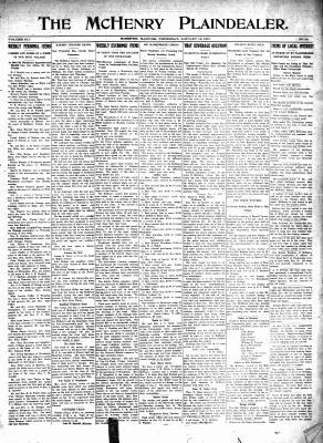 McHenry Plaindealer (McHenry, IL), 13 Jan 1916