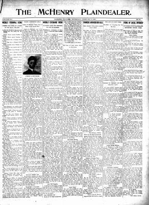 McHenry Plaindealer (McHenry, IL), 3 Feb 1916