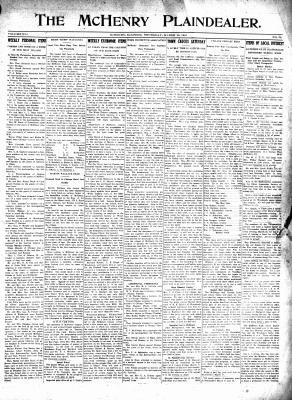 McHenry Plaindealer (McHenry, IL), 16 Mar 1916