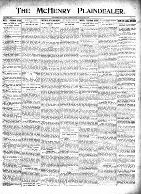 McHenry Plaindealer (McHenry, IL), 30 Mar 1916