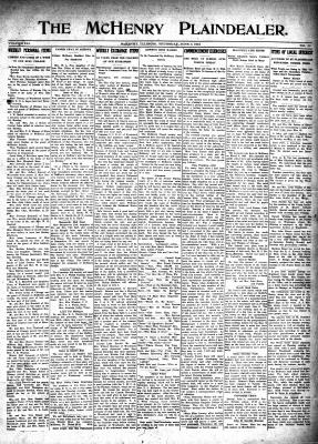 McHenry Plaindealer (McHenry, IL), 1 Jun 1916