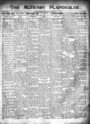 McHenry Plaindealer (McHenry, IL), 29 Jun 1916