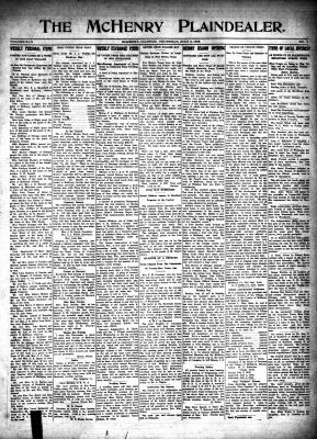 McHenry Plaindealer (McHenry, IL), 6 Jul 1916