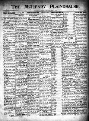 McHenry Plaindealer (McHenry, IL), 27 Jul 1916