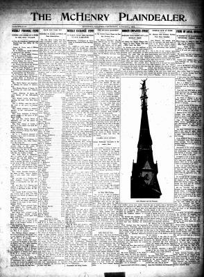McHenry Plaindealer (McHenry, IL), 3 Aug 1916